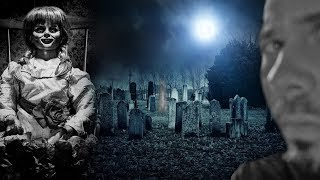 (Annabelle Cemetery) SO TERRIFIED We Called The COPS