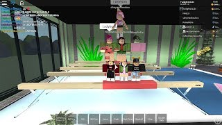 Marienkäfer Gymnastik Team Gym Tour [ROBLOX]