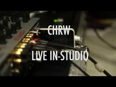 Brother Ali - Mourning in America - LIVE @ CHRW (Thurs. Nov. 6, 2014)