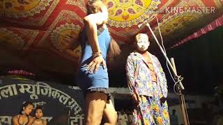 Dehati gali wala comedy neshar Ahmad nach program arkesta आर्केस्ट्रा 0014