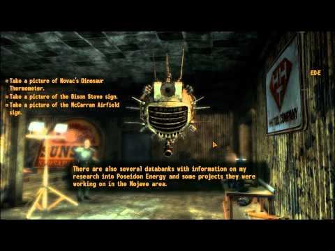 Fallout New Vegas ED-E My Love