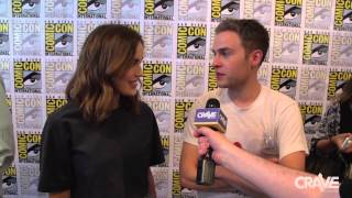 Comic-Con 2014: Agents of S.H.I.E.L.D. – Elizabeth Henstridge and Iain De Caestecker Interview Thumbnail