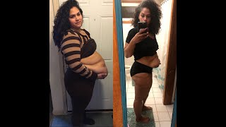 My NATURAL Weight Loss Journey