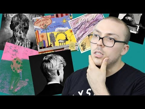 YUNOREVIEW: September 2018 (Troye Sivan, Choker, Paul McCartney, Alice in Chains)