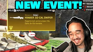 *NEW EVENT* GOLDEN DUO MODE! KRABERS IN NORMAL SUPPLY CRATES?  (GRAND SOIREE -Apex Legends)