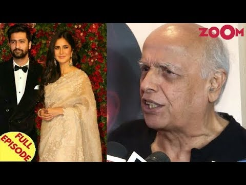 Vicky to star opposite Katrina in a love story?   Mahesh Bhatt REACTS to Rangoli's allegation & more Mp3