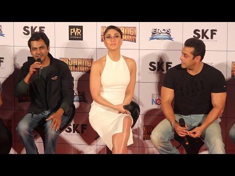 Question Answer Session | Salman Khan | Kareena  | Nawazuddin Siddiqui | Bajrangi Bhaijaan