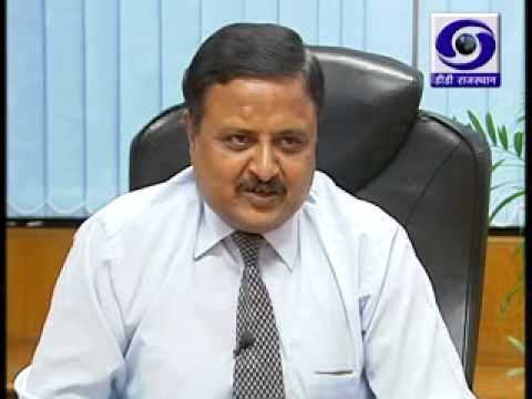Shri Lalit Mohan Asthana (GM, BANK OF BARODA) Exclusive Interview on DD Rajasthan