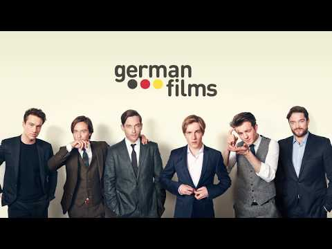 Jannis Niewöhner for the Face to Face Campaign with German Films with