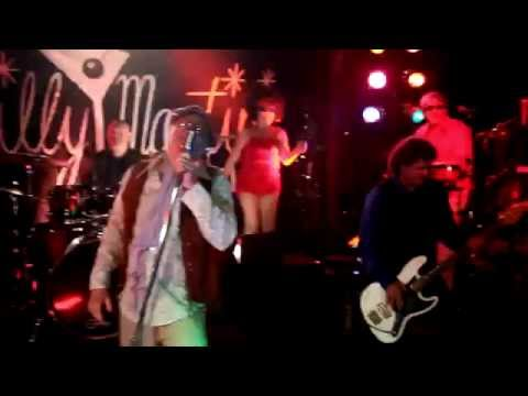 video:The Billy Martini Show - Demo 2015