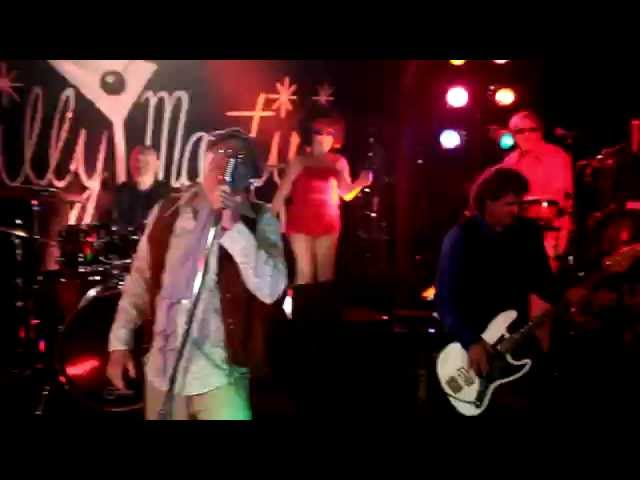 The Billy Martini Show 70's Musical Tribute Promo Video