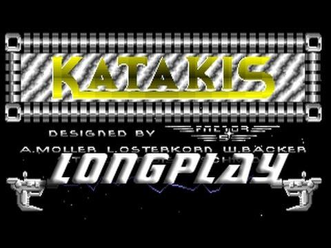 Longplay #103 Katakis (Commodore Amiga)