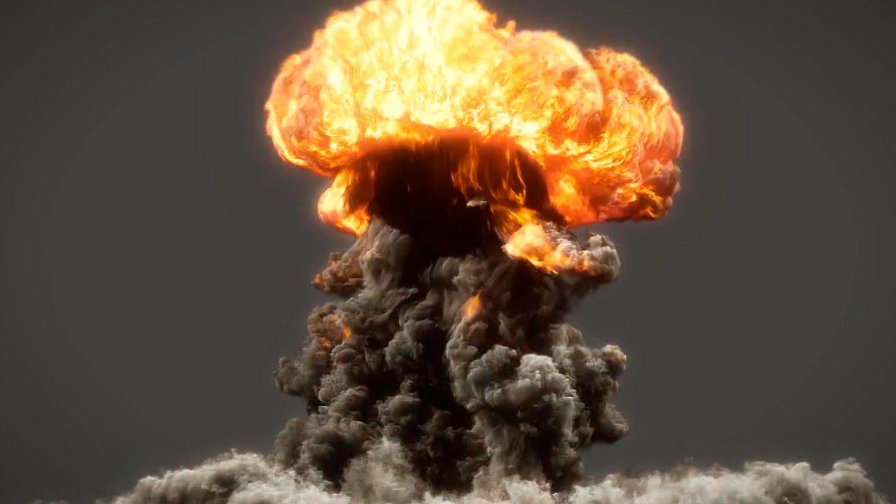 Resultado de imagen para Una bomba explotando