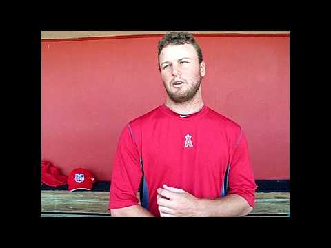 Angels Prospects at 66ers Media Day