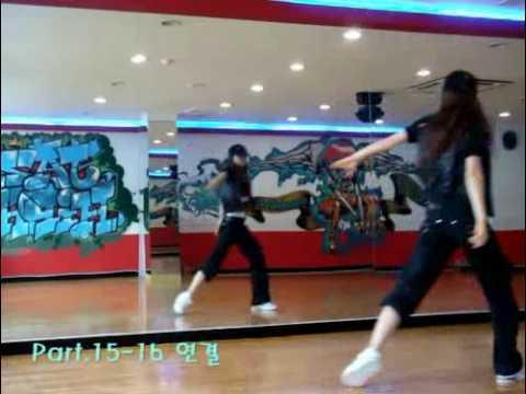 Beast-Shock(dance Tutorial Part3)