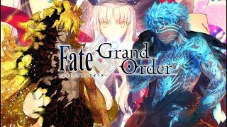 【FGO】 人王ゲーティア vs 人柱アンリマユ 単騎 ~ 自身を賭けた戦い ~【Fate/Grand Order】【簡易時空神殿ソロモン】