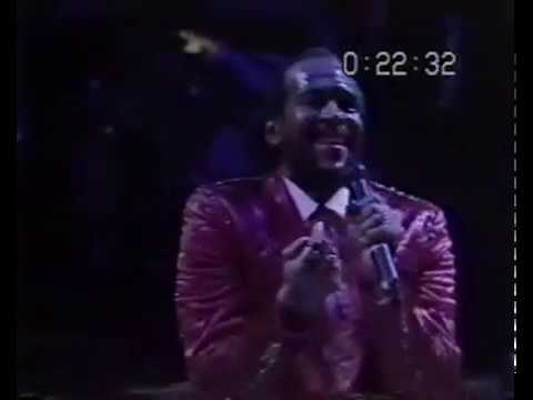 Marvin Gaye - LIVE Come Get To This 1983