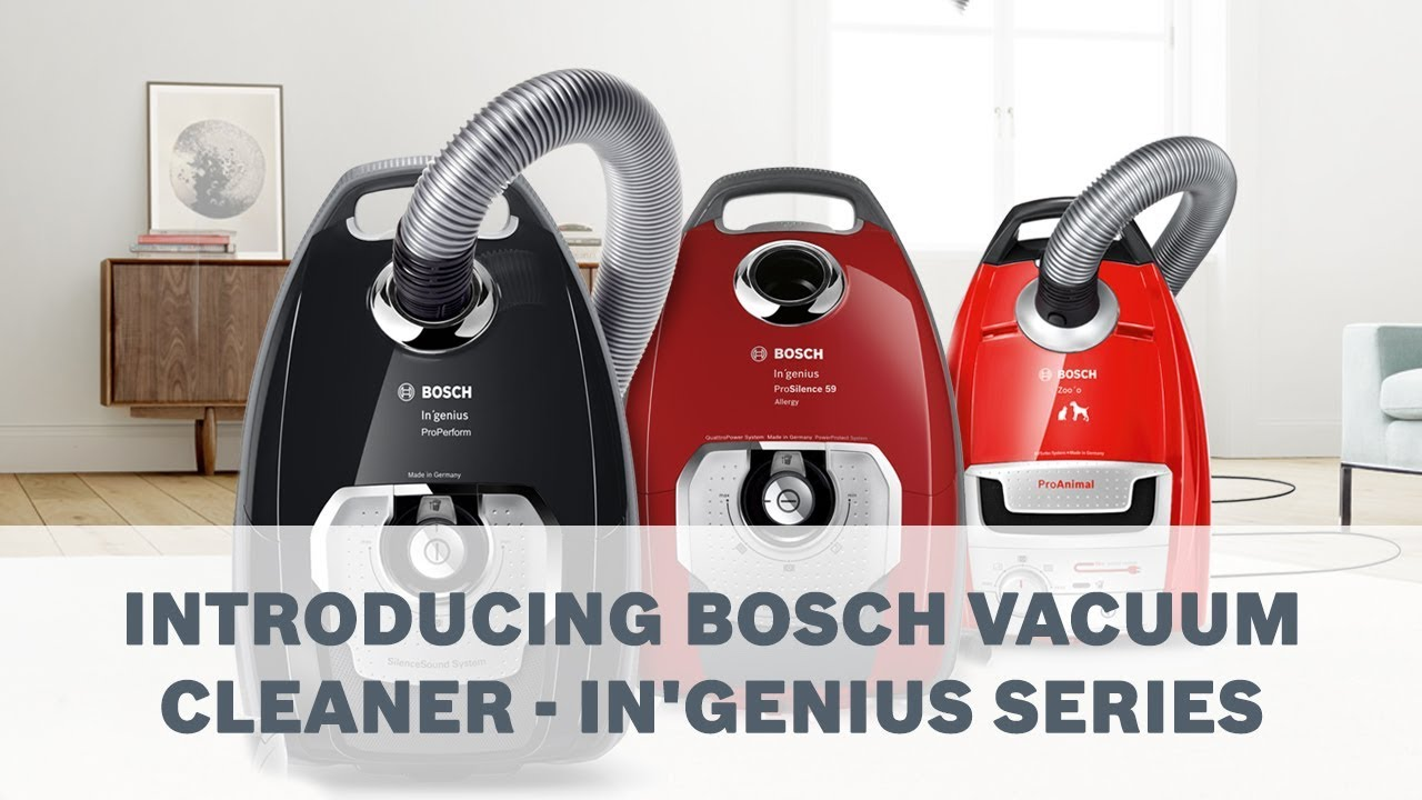 Bosch BGL8ZOON Testbetyg 0% (November 2020) Jämför Priser