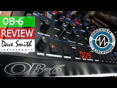 Sonic LAB OB-6 Desktop Poly Synth Review