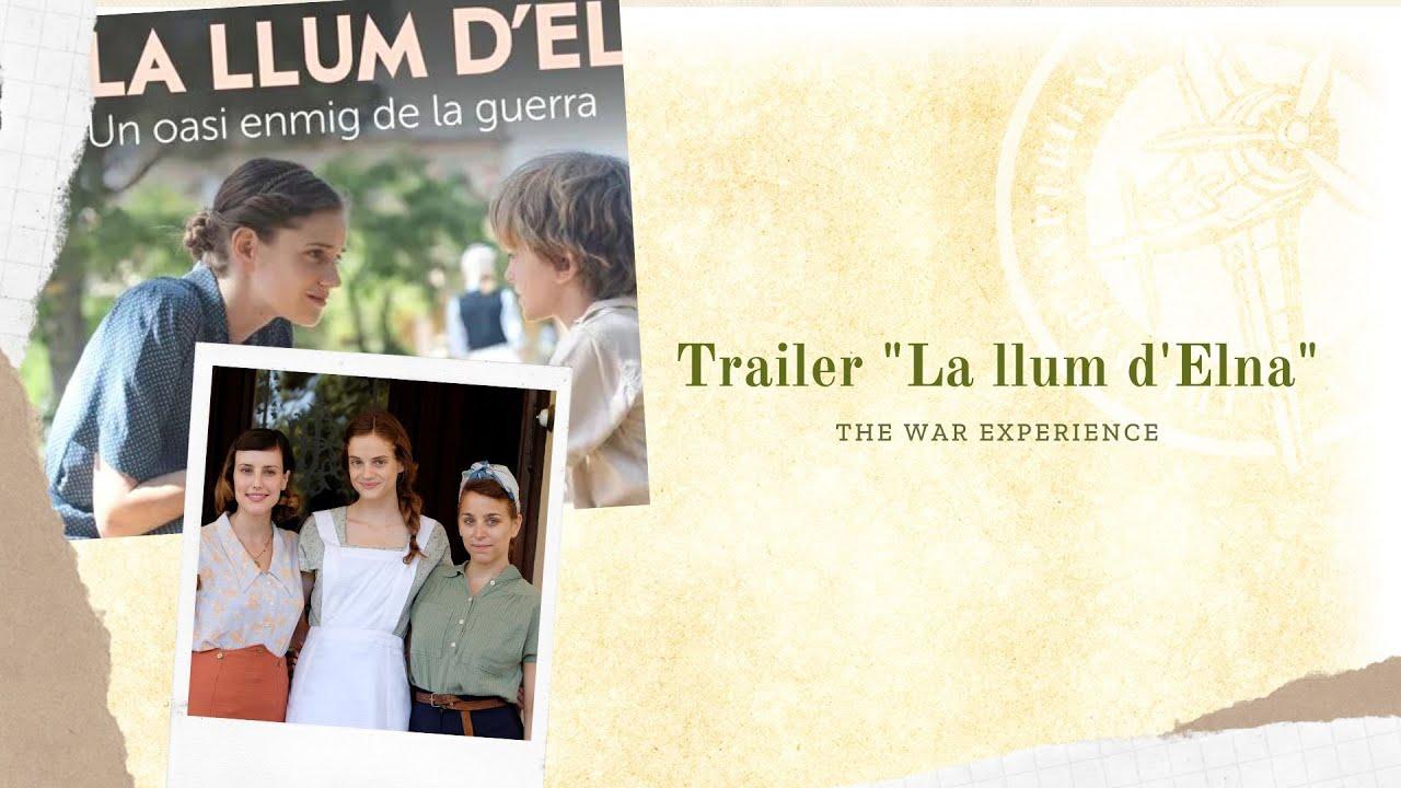 TV3 presenta La llum d'Elna - YouTube