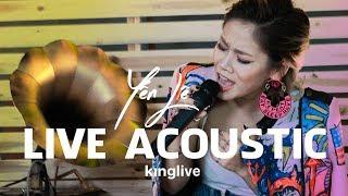 Yến Lê [Live] Anh Không Muốn Bất Công Với  Em Cover   | Saturday Radio