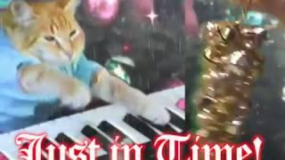 Keyboard Cat Christmas Album 2016