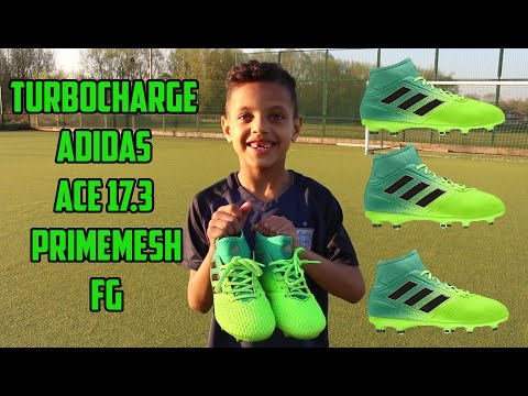 SOCCER BOOTS REVIEW | ADIDAS TURBOCHARGE | +COMPETITION TO WIN FOOTBALL BOOTS!!