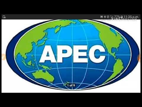 APEC(Asia Pacific Economic Cooperation)