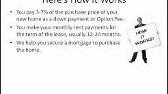 Rent To Own Homes Baton Rouge
