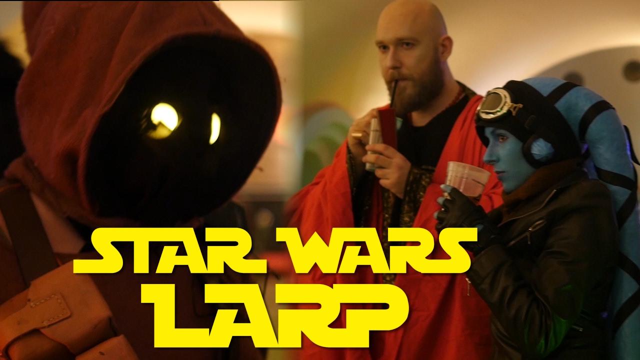 larp star wars starfire