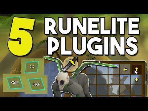 Top 5 Overpowered RuneLite Plugins! [OSRS] - YouTube