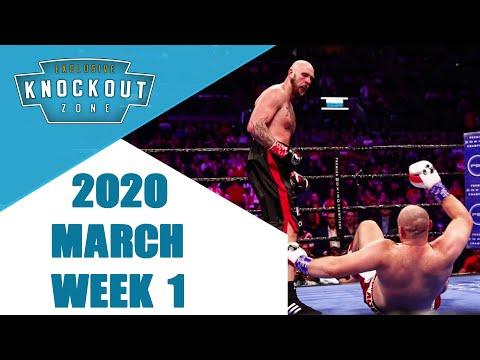 2020年3月第1週