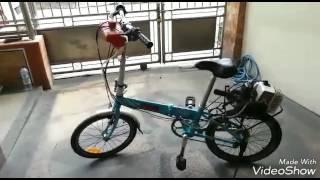 Tutorial Cara Merakit Sepeda Pakai Mesin Rumput Video Tips Sukses