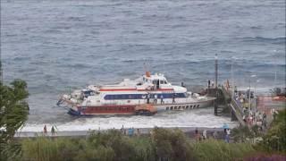 Stromboli aliscafo incidente 16 giugno 2016