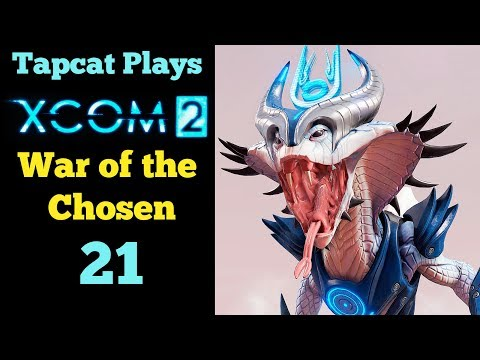 XCOM 2 WotC Part 21: Viper King + Alien Facility (4K 60fps)