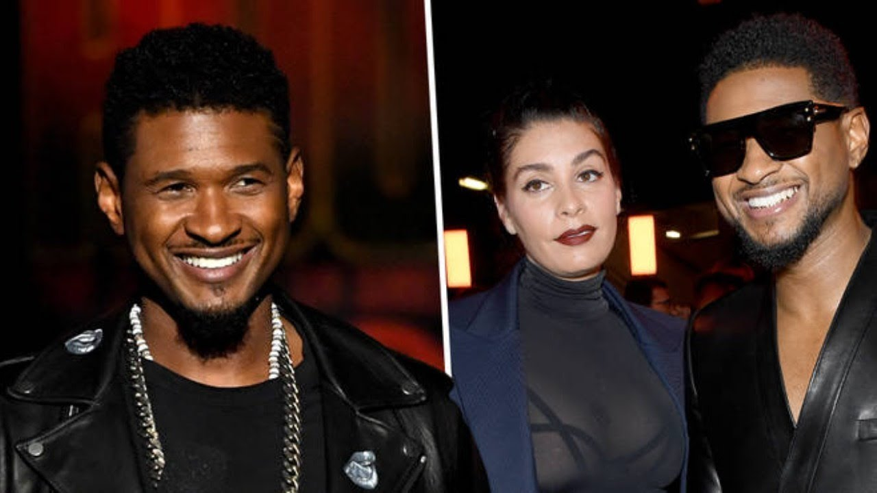 BABY NEWS! Usher And Girlfriend Jenn Goicoechea Give News Of A WONDERFUL Blessing! Congratulations!