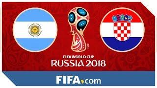 ARGENTÍNA vs HORVÁTORSZÁG ⚽ FIFA 2018 Labdarúgó VB #4