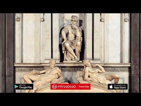Cappelle Medicee – Sagrestia Nuova Sculture – Firenze – Audioguida – MyWoWo  Travel App