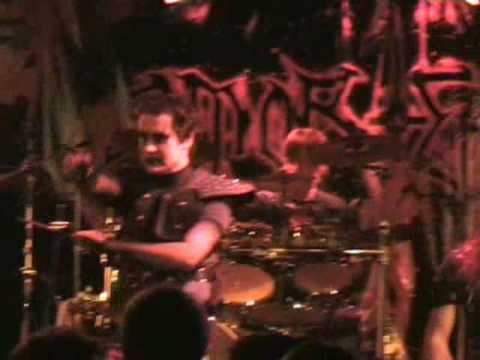 Amortez - 01 - Death Vow Lament - live 8.11.2008