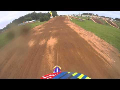 2015 Addinol motokrossi EMV III etapp MX Hobi 1. start #611