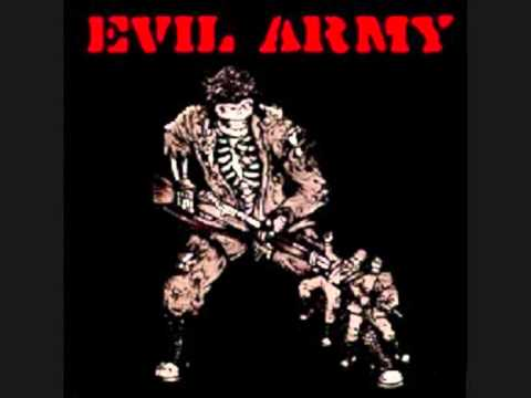 Evil Army - Scum Of The Earth