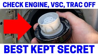 (Part 2) How To Fix Your Check Engine, VSC, Trac Off Warning Lights On(, 2016-10-17T18:11:05.000Z)