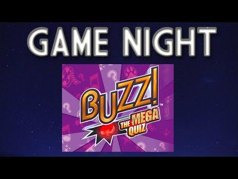 Buzz: The Mega Quiz: GAME NIGHT!