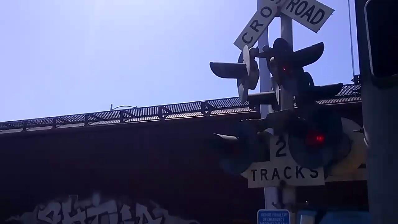 Baker Street Railroad Crossing #2 Bakersfield,Ca 9/10/2019