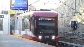 Calgary Transit CTrain Blue Line (69 Street - Centre Street)