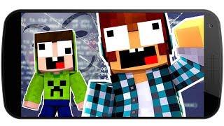 YOUTUBER USA HACK NO BED WARS ! ! ! - Minecraft