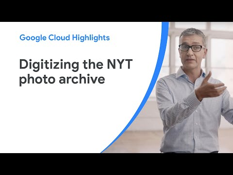 Digitizing The New York Times archive with Google Cloud