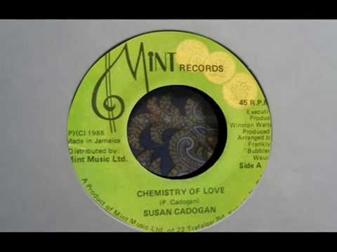 Susan Cadogan - Chemistry Of Love - 7 Inch - 1988