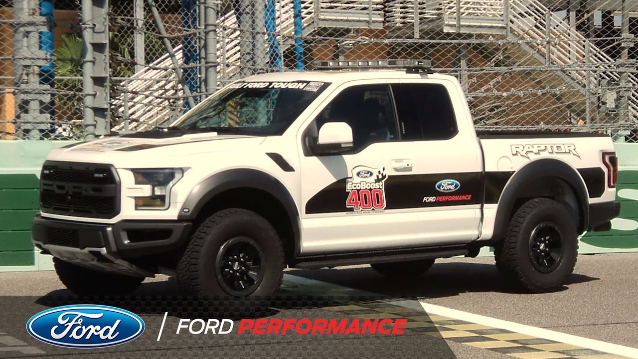 2017 ford raptor the official ford championship weekend. Black Bedroom Furniture Sets. Home Design Ideas
