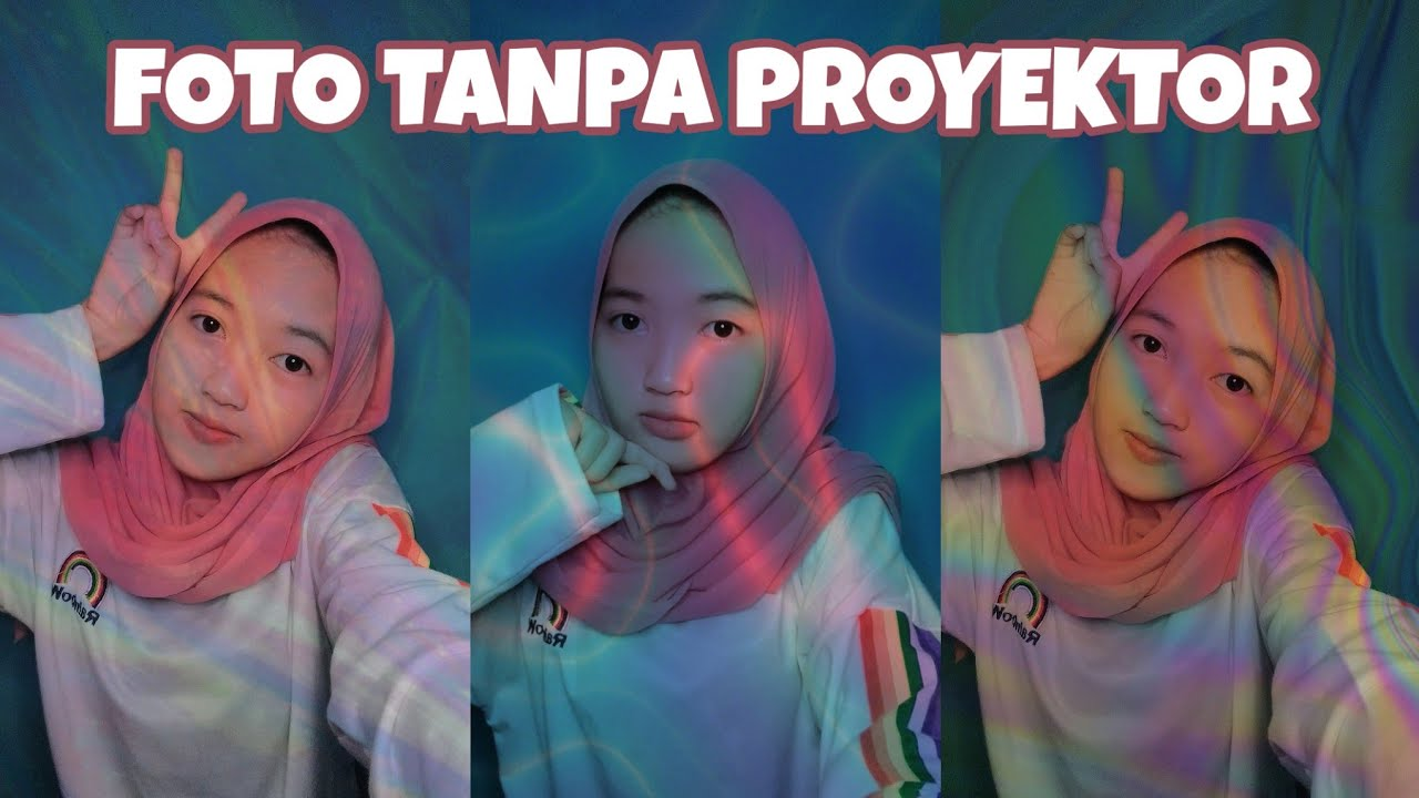 CARA EDIT FOTO ALA BACKGROUND PROYEKTOR - PICSART TUTORIAL ...